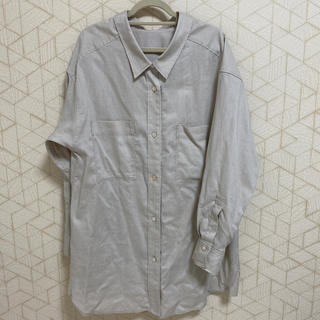 IENA SLOBE - SLOBE IENAビックシャツ