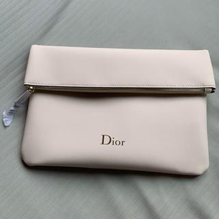Dior - クリスチャンディオール クラッチバッグ ポーチ 新品 ノベルティ