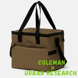 コールマン(Coleman)のCOLEMAN×アーバンリサーチ / デイリークーラー(20L)(その他)