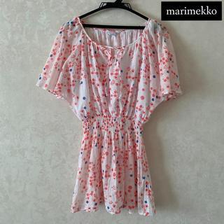 マリメッコ(marimekko)のmarimekko マリメッコ トップス チュニック Mサイズ(チュニック)