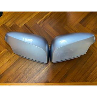スバル(スバル)のスバル WRXd型 純正純正サイドミラーカバー アイスシルバー(車種別パーツ)