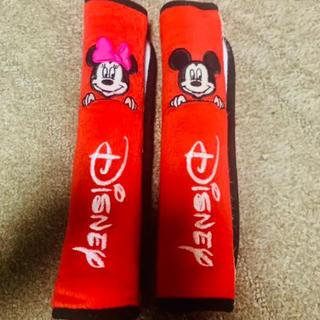 Disney - ディズニー シートベルトカバー♡