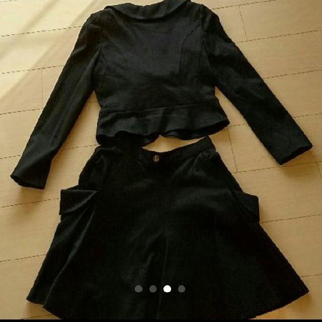 Vivienne Westwood(ヴィヴィアンウエストウッド)のヴィヴィアン ウエストウッド セットアップ レディースのフォーマル/ドレス(スーツ)の商品写真