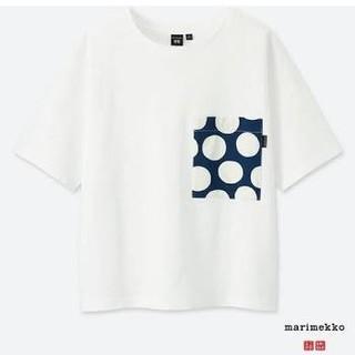 マリメッコ(marimekko)のマリメッコ UNIQLO Tシャツ(Tシャツ(半袖/袖なし))