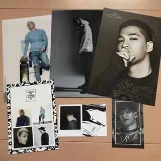 ビッグバン(BIGBANG)のBIGBANG WELCOMING COLLECTION ヨンベ  セット(ミュージシャン)