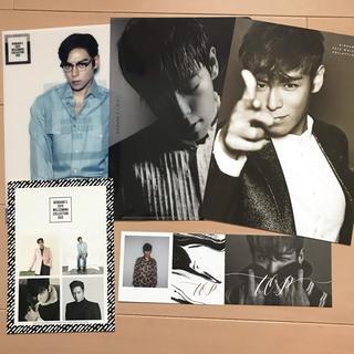 ビッグバン(BIGBANG)のBIGBANG WELCOMING COLLECTION タプ T.O.P(ミュージシャン)