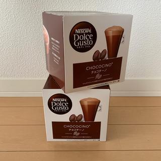 Nestle - ネスカフェ ドルチェ チョコチーノ16杯分