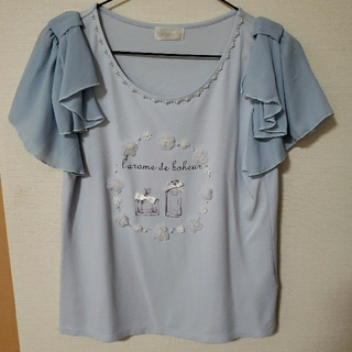 ロディスポット(LODISPOTTO)のロディスポット カットソー(カットソー(半袖/袖なし))