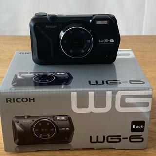 リコー(RICOH)のRICOH WH-6 Black(その他)
