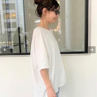 L'Appartement DEUXIEME CLASSE - アパルトモン LOS ANGELES APPAREL Tシャツ 新品未使用タグ付