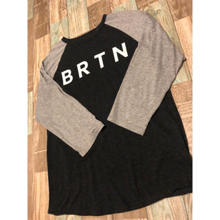 バートン(BURTON)のBURTON 7分袖 ロンT(Tシャツ/カットソー(七分/長袖))