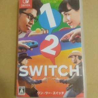1-2SWITCH ワンツースイッチ(家庭用ゲームソフト)