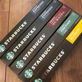 Starbucks Coffee - Starbucks カプセル(ネスプレッソマシーン用)