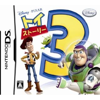 ディズニー(Disney)のトイ・ストーリー3 DS(携帯用ゲームソフト)