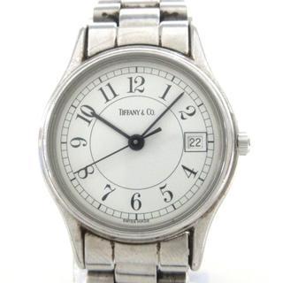 Tiffany & Co. - ティファニー 腕時計 クラシック 白