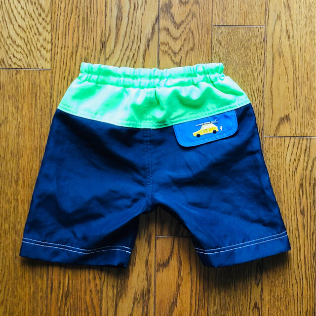 familiar(ファミリア)のfamiliar 海水パンツ サイズ90 キッズ/ベビー/マタニティのキッズ服男の子用(90cm~)(水着)の商品写真