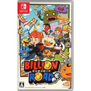 バンダイナムコエンターテインメント(BANDAI NAMCO Entertainment)の新品未開封 ビリオンロード Switch(家庭用ゲームソフト)