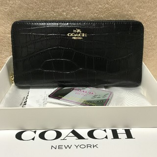 COACH - 新品未使用コーチCOACH 長財布F52424