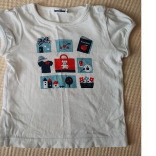 familiar - ファミリアTシャツ