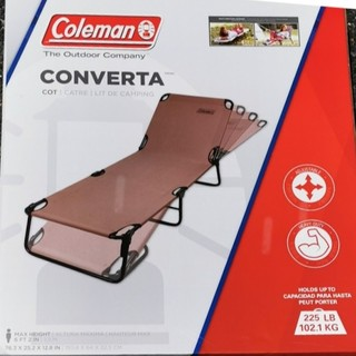 コールマン(Coleman)のColeman Converta Cot(寝袋/寝具)