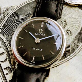 オメガ(OMEGA)の#628【高級ブランドらしさ】オメガ レディース 動作良好 ヴィンテージ (腕時計)