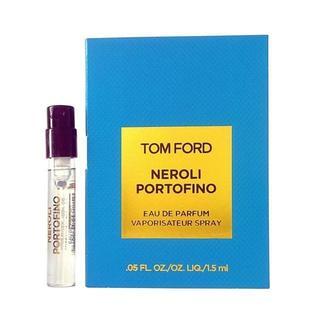 トムフォード(TOM FORD)の新品トムフォードネロリ ポルトフィーノ TOM FORD EDP香水サンプル①(ユニセックス)