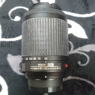 Nikon - NIKKOR カメラレンズ Nikon AF-S DX VR 55-200㎜ f