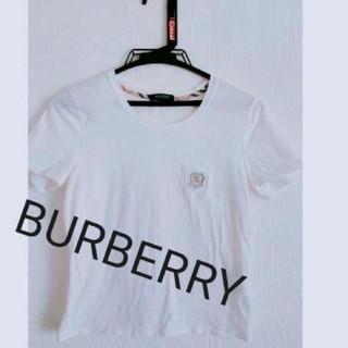 バーバリー(BURBERRY)の売り尽くし値下げ 美品♡バーバリー 半袖(Tシャツ(半袖/袖なし))
