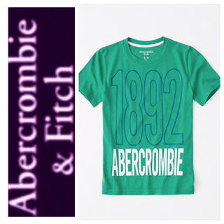 アバクロンビーアンドフィッチ(Abercrombie&Fitch)のS◎新品正規品◎アバクロ◎UネックTシャツ◎送料込(Tシャツ/カットソー(半袖/袖なし))