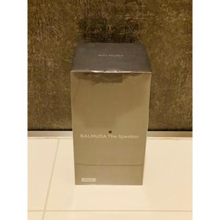 バルミューダ(BALMUDA)の新品未開封 バルミューダ BALMUDA The Speaker スピーカー(スピーカー)