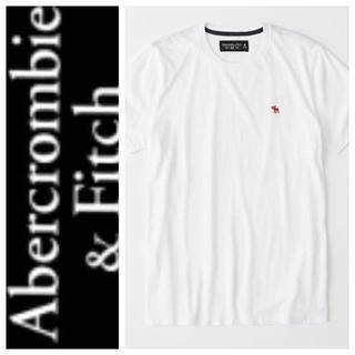 アバクロンビーアンドフィッチ(Abercrombie&Fitch)の◎XL◎新品正規品◎アバクロ◎UネックTシャツ◎送料込 (Tシャツ/カットソー(半袖/袖なし))