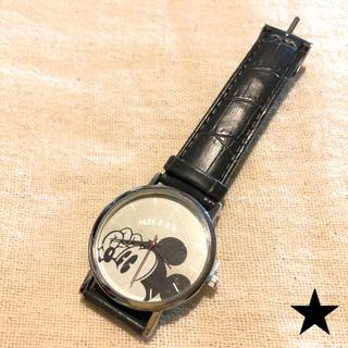 ディズニー(Disney)のSPRiNG10月号 特別付録 ミッキーマウス大人の腕時計(ミッキーウォッチ)(腕時計)
