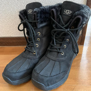 アグ(UGG)のスノーブーツ(ブーツ)
