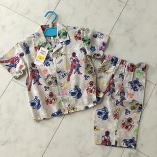 バンダイ(BANDAI)のパジャマ 半袖パジャマ 戦隊 キューレンジャー(パジャマ)
