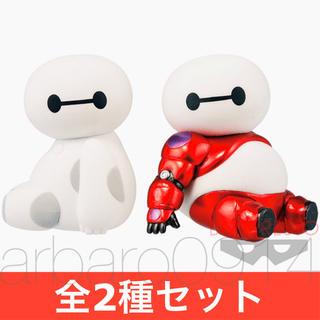 Disney - ベイマックス ディズニーキャラクターズ Fluffy Puffy フィギュア