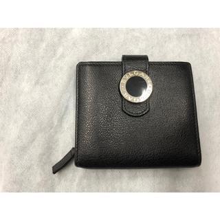 ブルガリ(BVLGARI)の二つ折り 財布 ラウンドファスナー レディース メンズ ブルガリブルガリ(折り財布)
