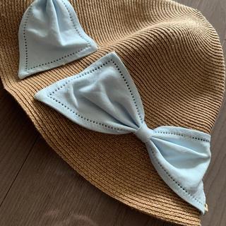 バーニーズニューヨーク(BARNEYS NEW YORK)のアシーナニューヨーク キッズ 帽子(帽子)