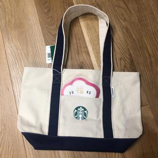スターバックスコーヒー(Starbucks Coffee)の【未使用】スタバ 福袋 2020 トートバッグ(トートバッグ)