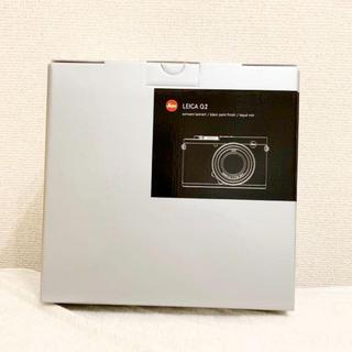 ライカ(LEICA)の☆【新品保証有り】Leica Q2 最新モデル☆最新在庫即納可(ミラーレス一眼)