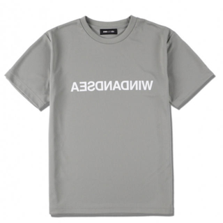 Ron Herman - WIND AND SEA WDS (Dry) T-SHIRT / グレーL