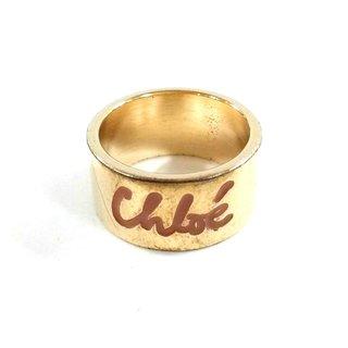 クロエ(Chloe)のChloe(クロエ) リング - 金属素材(リング(指輪))