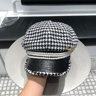 クリスチャンディオール(Christian Dior)のクリスチャンディオール キャップ ベレー帽(キャップ)