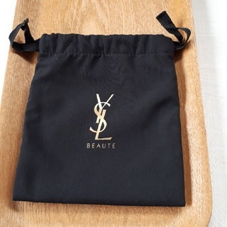 Yves Saint Laurent Beaute - イヴサンローラン 巾着型ポーチ ノベルティ
