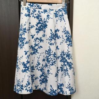 ファビュラスアンジェラ(Fabulous Angela)の膝丈スカート(ひざ丈スカート)