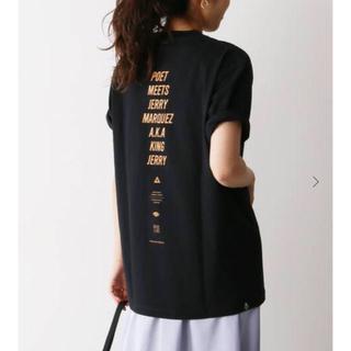 ジャーナルスタンダード(JOURNAL STANDARD)のPOET MEETS DUBWISE KING JERRY T:カットソー(Tシャツ(半袖/袖なし))
