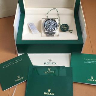 ROLEX - ロレックス サブマリーナデイト 116610LN 新ギャランティー