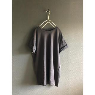 ジャーナルスタンダード(JOURNAL STANDARD)のJOURNAL STANDARDロールアップTシャツ(Tシャツ(半袖/袖なし))
