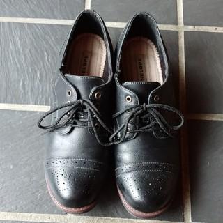 アシックス(asics)のアシックス 靴 PENELOPE(ローファー/革靴)