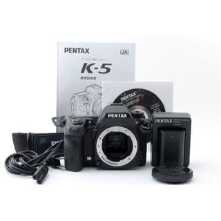 PENTAX - ペンタックス PENTAX K-5 ボディ #650330