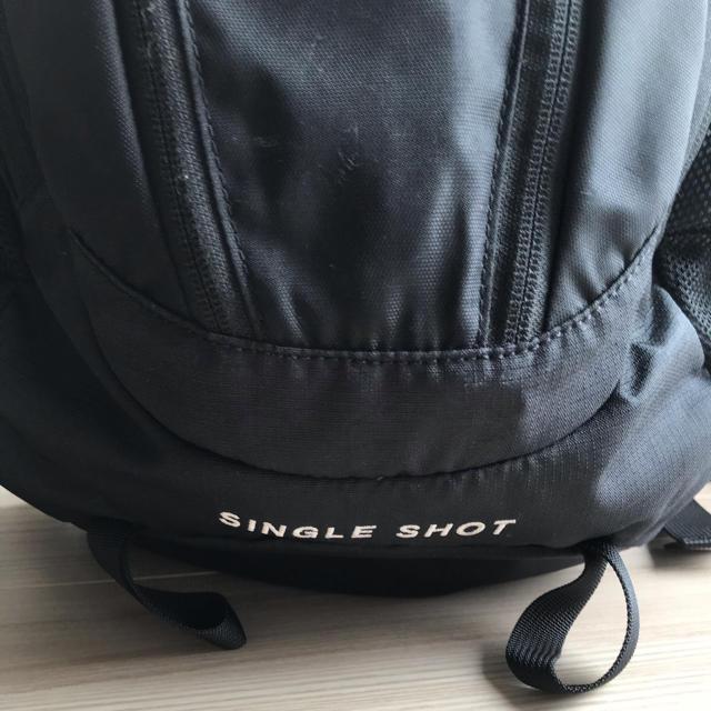 THE NORTH FACE(ザノースフェイス)のノースフェイス★[THE NORTH FACE]シングルショット レディースのバッグ(リュック/バックパック)の商品写真